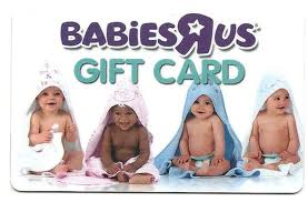 BabiesRUs Gift Cards