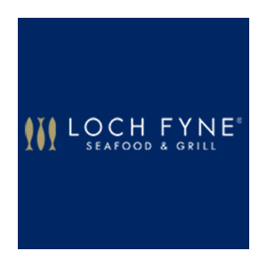 Loch Fyne Seafood and Grill Gift Cards