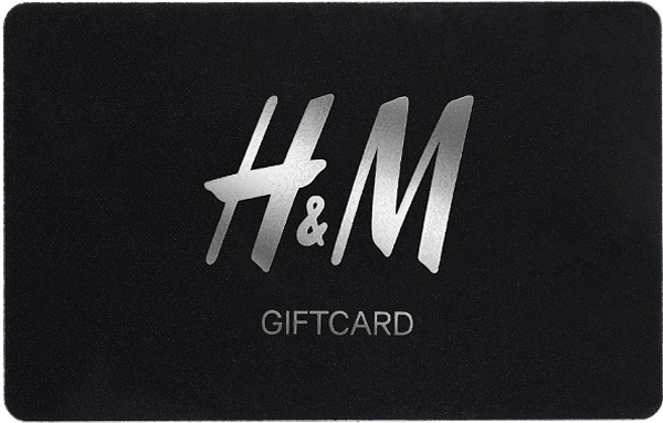 h m gift cards voucherline. Black Bedroom Furniture Sets. Home Design Ideas