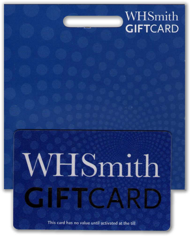 WH Smiths Giftcard