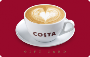 Costa Gift Cards