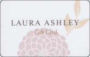 Laura Ashley Gift Cards
