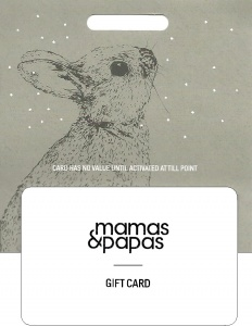 Mamas & Papas Gift Cards