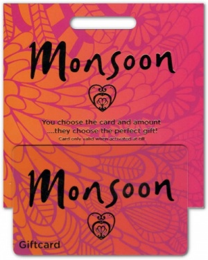 Monsoon Gift Cards