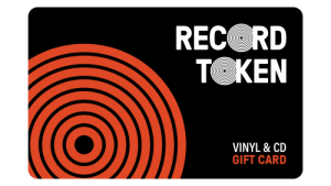 Record Tokens Giftcard