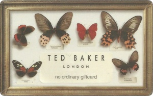 Ted Baker Giftcard