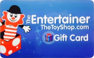 The Entertainer Giftcard