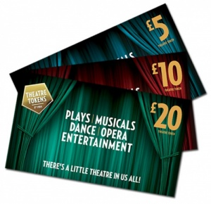 Theatre Tokens Gift Vouchers