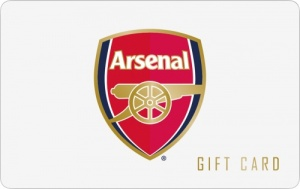Arsenal Football Club Giftcard