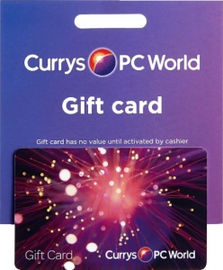 PC World Giftcard