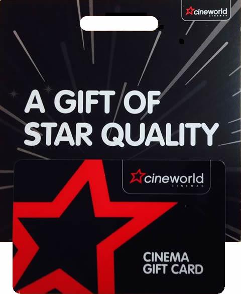 cineworld deals vouchers